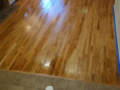 WOOD FLOOR REFINISHED PROJECTS